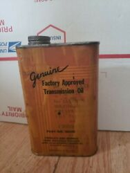 Vintage Crosley And Bendix Oil Can