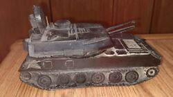 Vintage Fort Knox Us Army Tasc Recognition Id Model Tank Zsu 23/ Nice