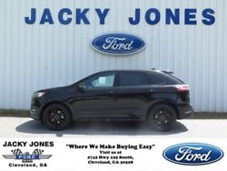 2019 Ford Edge ST 2019 Ford Edge Agate Black Metallic with 11 Miles available now!