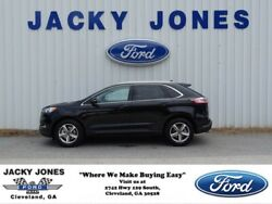 2019 Ford Edge SEL 2019 Ford Edge Agate Black Metallic with 23 Miles available now!