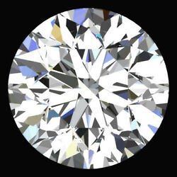 2.6 Mm Certified Round White-f/g Color Si Loose Natural Diamond Wholesale Lot