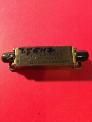 Pulse Labs Picosecond 7.5 Ghz Low Pass Filter 5915-7.5ghz