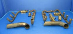 Beech Baron 58p Exhaust Assembly Left And Right Engine For Parts 0819-148