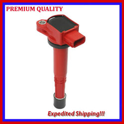 1pc High Energy Ignition Coil Jhd289-r For Acura Rsx 2.0l L4 2002 2003 2004 2005