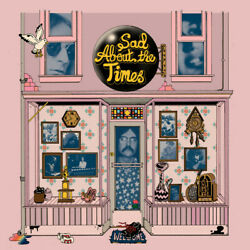 Sad About The Times Various Artists Compilation +mp3s New Sealed Vinyl 2 Lp