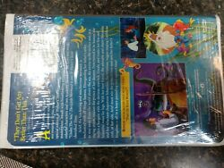 1998 Disney's Masterpiece The Little Mermaid Special Edition Unopened