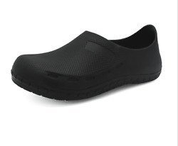 New Safety Non Slip Shoes Cushion Chef Shoes Safety Water Kitchen Bathroom Best