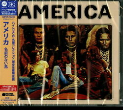 America - Horse Without Name Japanese Uhqcd X Mqa Pressing [new Cd] Reissue J