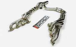 Obx-rs Stainless Steel Header Fits 14-21 Chevy Silverado Lt1 6.2l 1 7/8 Runner
