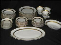 Royal Jackson Diamant Ii - Service For 12 And Serving Pieces