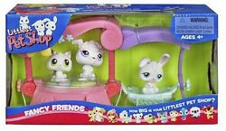Littlest Pet Shop LPS Fancy Friends New In Box