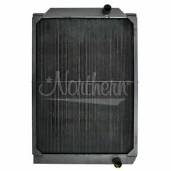 Made To Fit Case/ih Ford/ New Holland Radiator 41 X 30 1/2 X 3 3/4 Stx325 Tj32