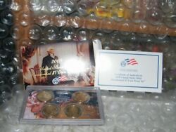 2009 United States Mint Presidential 1 Coin Proof Set/original Packaging W/coa