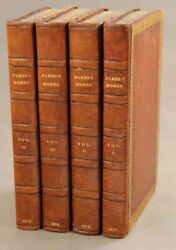 Works Of Robert Burns With An Account Of His Life Criticism On His Writings Andc