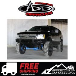 Add Stealth Front Bumper For 07-14 Chevrolet Tahoe Suburban Avalanche