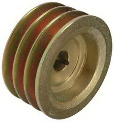 Pulley, 2-grooves, 0.87/22.2mm Id, 4.25/108mm Od, Fits,leece Neville/