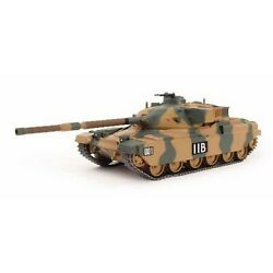 Char Tank Diecast 1/72 Eaglemoss Chieftain Mk 5 Britain New sub Blister 5 7 8in