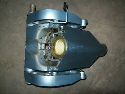 Evinrude Johnson 25hp 35hp Transom Mount Clamps 1981 Outboard Boat Motor