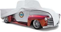 Oer Softshield Cotton Flannel Car Cover 1947-1954 Chevy Gmc Truck Short Bed