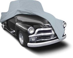 Oer Softshield Cotton Flannel Car Cover 1947-1954 Chevy Gmc Truck Long Bed