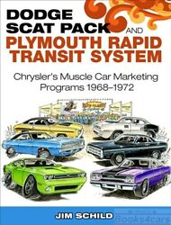 Plymouth Rapid Transit System Book Schild Muscle Barracuda Gtx Road Runner And039cuda