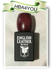 English Leather Black for Men by Dana Cologne Spray 3.4 oz NEW Rare No Box $11.69