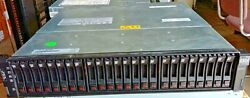 Ibm 1746-c4a With 12 X 300 Gb Sas 15k 2.5 Ds3524 , Two Controllers, 2 Power Sup