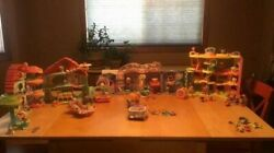RetiredSome Rare Littlest Pet Shop Playsets Animals Accessories LOT
