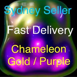 Chameleon Pearl Pigment Powder Epoxy Resin 0.3g Stunning Wood River Table
