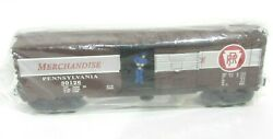 Lionel Trains O Scale 6-52281 Penn Merchandise Service Operating Boxcar New