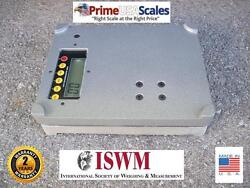 Airplane Scale Three Pads 2,000 Lb Each Aircraft Wheel Scale