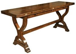 Writing Table Desk Southern Italian Port Eliot Fold Out Top European Cherry