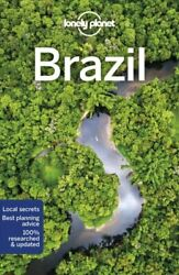 Lonely Planet Brazil by Lonely Planet 9781786574756  Brand New
