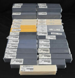 Lot 3800 New Assorted Entegris Fluoroware Ic Chip Sq Rect Tray Pocket Cover H20