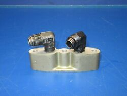 Cessna P210n Tsio-520 Continental Adapter Oil Cooler Pad 646050 0919-208