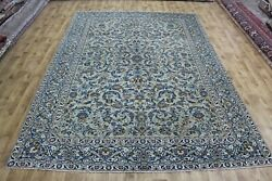 Handmade Persian Kashan Carpet With Great Design And Superb Colours 365 X 250 Cm