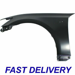 Front Driver Side Fender With Lamp Hole Fits Lexus Gs350 Gs450h Lx1240128