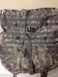 Usgi Acu Molle Ii Main Pack, Med Ruck And Complete Rifleman's Kit W/3 Day Assault