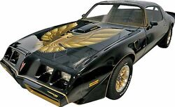 1979 Trans-am Special Edition Bandit 5 Color Gold Decal Sit Pre-molded Stripes