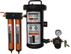 Devilbiss 130546 Dad-proandtrade Desiccant Air Drying System Brand New