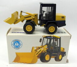 Conrad 1/50 Scale Diecast - 2421 Frukawa 345 Earth Mover Loader Model Truck