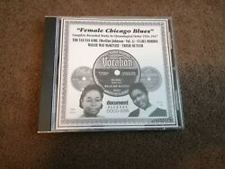 Female Chicago Blues - Complete Recorded Works 1936-47 - Cd 1994