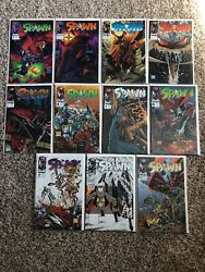 SPAWN #1-118 Complete 1992 Todd McFarlane Image Comics All 6 #100 Variants