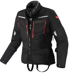 Outerwear Jacket H2out 4season Spidi Black Man Motorcycle D156