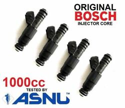 Fuel Injectors X 4 For Ford Cosworth Focus Vw Audi Bmw Bosch