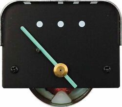 Oer Reproduction Fuel Gauge 1955-1959 2nd Series Chevy Pickup Trucks