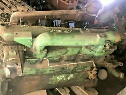 John Deere 2040 Complete Engine - For Core Engine Only R55216 Blocl 329