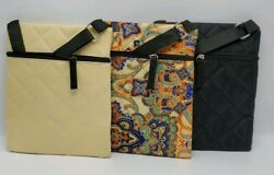 New Quilted Crossbody Purses Set of 3 $13.34
