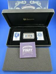 2013 100th Anniversary Of Australia's First Banknote 1oz Silver Proof Coinandstamp