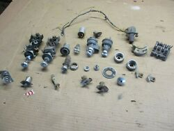 1955 56 57 Chevrolet Belair Ignition Switch Dash Board Huge Parts Lot